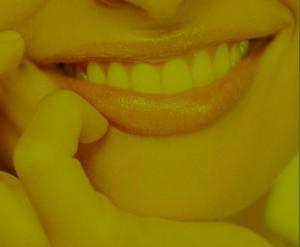Smile Sepia Tone