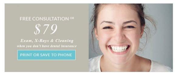 Free Consultation: Exam, X-Rays & Cleaning